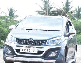 2019 మహీంద్రా మారాజ్జో M6 8Str