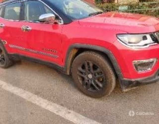2019 Jeep Compass 2.0 Limited Option