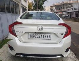 2019 హోండా సివిక్ జెడ్ఎక్స్ BSIV
