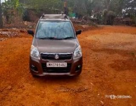 2015 Maruti Wagon R LXI BS IV