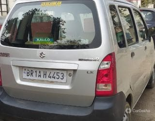 2008 Maruti Wagon R LX Minor