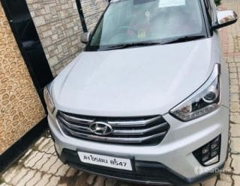 2017 Hyundai Creta 1.6 CRDi SX Plus