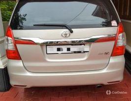 2015 Toyota Innova 2.5 VX (Diesel) 8 Seater BS IV