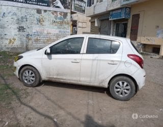 2013 Hyundai i20 Sportz AT 1.4