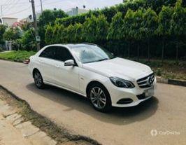 2015 Mercedes-Benz E-Class E250 CDI Avantgrade