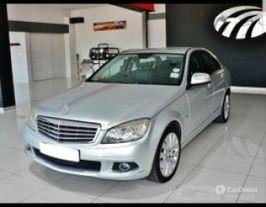 2008 Mercedes-Benz New C-Class C 220 CDI Elegance AT