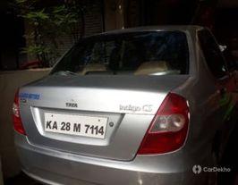 2008 Tata Indigo LS (TDI) BS III