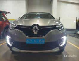 2018 Renault Captur 1.5 Diesel Platine Mono