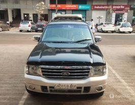 2005 फोर्ड एंडेवर 4x4 XLT
