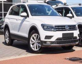 2020 Volkswagen Tiguan 2.0 TDI Highline