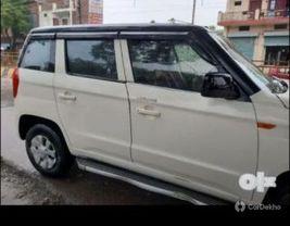 2018 महिंद्रा TUV 300 T4 Plus