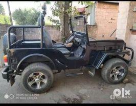 2001 Mahindra Jeep MM 550 DP