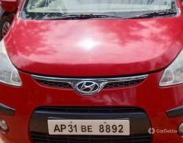 2009 Hyundai i10 Magna 1.1L