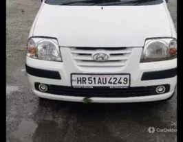 2012 Hyundai Santro Xing GL CNG