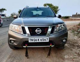 2013 Nissan Terrano XV Premium 110 PS