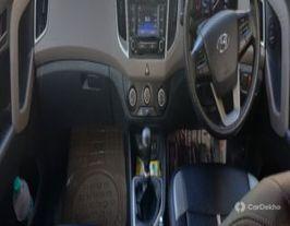 2017 Hyundai Creta 1.6 VTVT E Plus