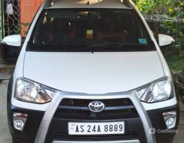 2015 Toyota Etios Cross 1.2L G