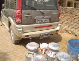 2008 മഹേന്ദ്ര സ്കോർപിയോ 2.6 ടർബോ 7 Str