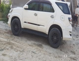 2015 Toyota Fortuner 4x2 AT TRD Sportivo