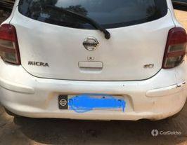 2011 Nissan Micra Diesel XV Premium