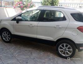 2018 Ford Ecosport 1.5 Diesel Titanium BSIV