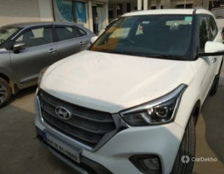 Hyundai Creta 1.6 SX Option Executive