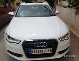 2011 Audi A6 3.0 TDI quattro