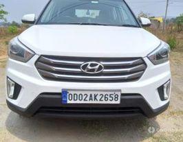 2017 Hyundai Creta 1.6 CRDi SX Option
