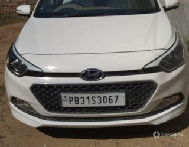 2017 Hyundai i20 Sportz 1.4 CRDi