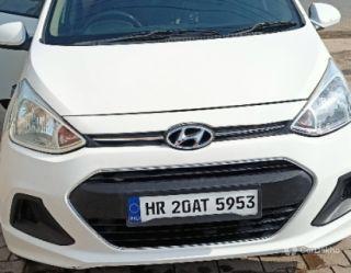 Hyundai Xcent 1.2 VTVT E