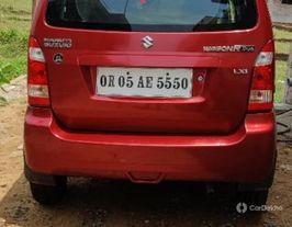 2009 మారుతి వాగన్ ఆర్ ఎల్ఎక్స్ఐ DUO BSIII
