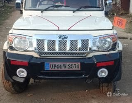 2012 महिंद्रा बोलेरो DI NON AC BS III सफेद