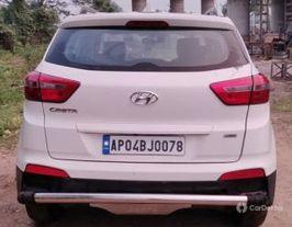 2016 Hyundai Creta 1.4 CRDi S Plus