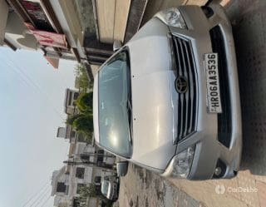 2012 டொயோட்டா இனோவா 2.5 விஎக்ஸ் (டீசல்) 7 Seater BS IV