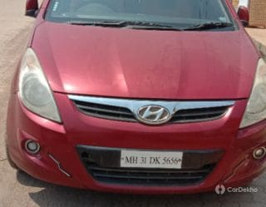 2011 Hyundai i20 1.4 CRDi Sportz