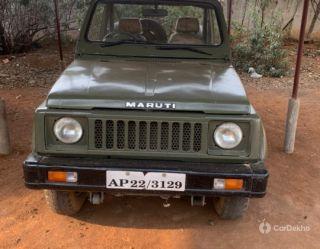 Maruti Gypsy 1985-1993 MG410 ST