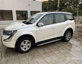 2016 മഹേന്ദ്ര ക്സ്യുവി500 W6 2WD