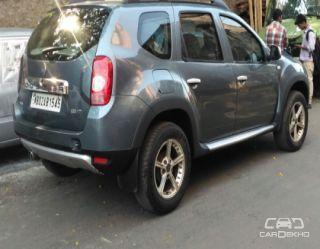 2012 Renault Duster 110PS Diesel RxL