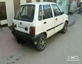 1997 Maruti 800 AC BSIII