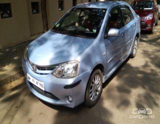 2011 Toyota Etios 1.5 VX