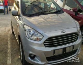 2015 Ford Figo 1.5D Trend Plus MT