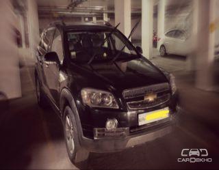 2010 Chevrolet Captiva Captiva XTREME