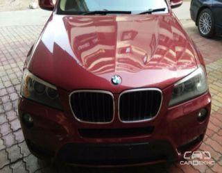2012 BMW X3 2011-2013 xDrive20d