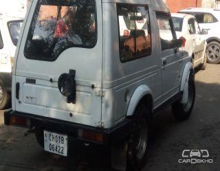 2007 Maruti Gypsy King Hard Top Ambulance BS III