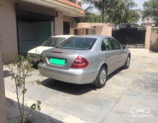 2003 Mercedes-Benz E-Class 1993-2009 220 CDI