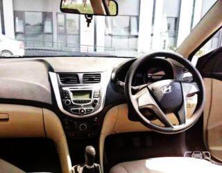 2013 Hyundai Verna 1.6 SX VTVT AT