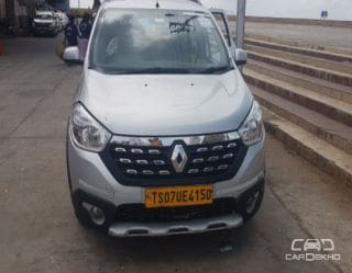 2017 Renault Lodgy Stepway 85PS RXL 8S