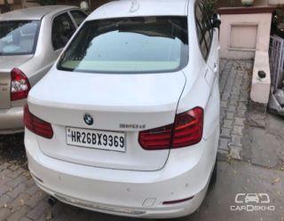 2012 BMW 3 Series 320d Prestige
