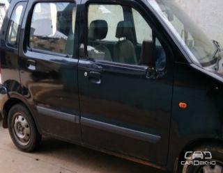 2002 Maruti Wagon R VXI