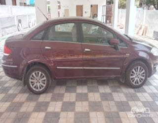 2012 Fiat Linea Emotion (Diesel)